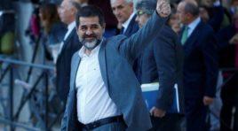 """El presidente del grupo parlamentario de Junts per Catalunya (JxCat), Jordi Sànchez, pide""""crear las condiciones"""" para facilitar la reunión con el Gobierno el 21D"""