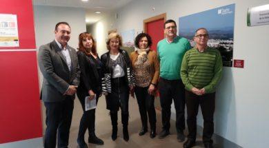 Teresa Vega ha participado esta mañana en la apertura de la jornada formativa sobre herramientas digitales para la difusión de la investigación sanitaria