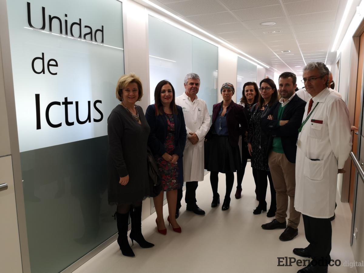 El Hospital de Jaén pondrá en marcha la Unidad de Atención al Ictus provincial el próximo 21 de enero