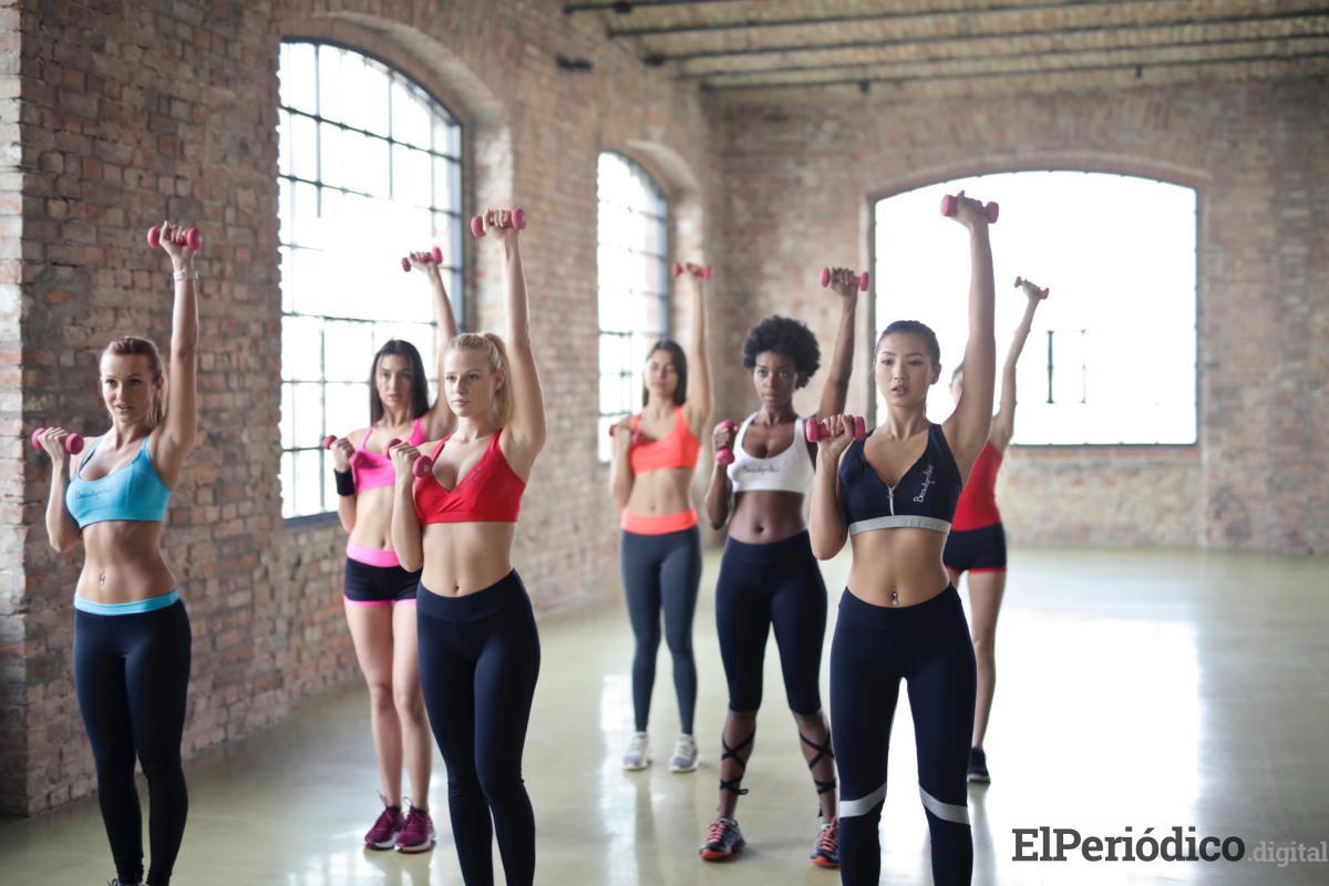 gym de mujeres