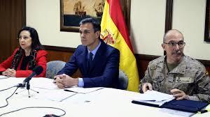 Pedro Sánchez felicita a las tropas en el exterior su trabajo por la paz y destaca el papel de las mujeres en el Ejército