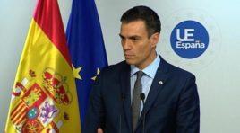 """Pedro Sánchez: """"El tiempo que Torra dedique a hablar de autodeterminación yo hablaré de precariedad y servicios públicos"""""""