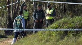 Juez ordena el levantamiento del cadáver de Laura Luelmo tras la identificación oficial del equipo de Criminalística