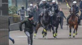 Pacto Migratorio de la ONU, genero manifestaciones de la ultraderecha e incidentes en Bruselas