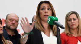 Díaz apunta a Cataluña para explicar el fracaso de las elecciones