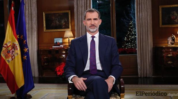 El Rey dijo: Nuestra convivencia es la obra más valiosa e importante de la democracia