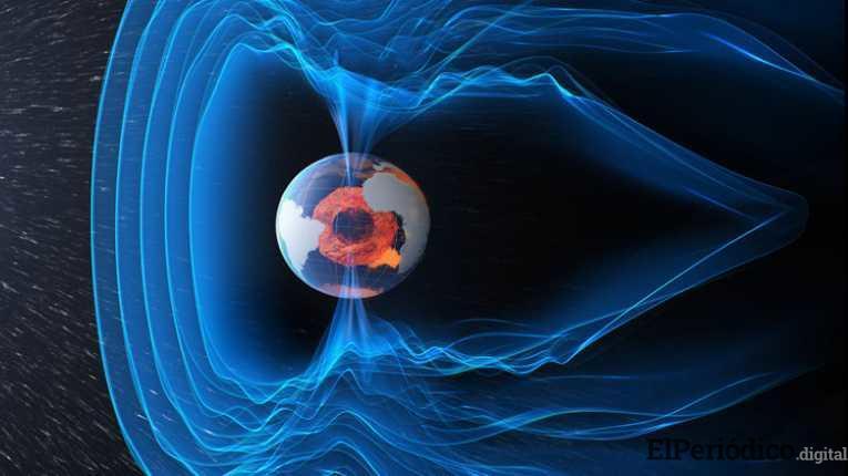 Está sucediendo algo extraño con el campo magnético de la tierra