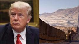Trump sigue luchando por su muro. Ahora ofrece ayuda humanitaria a los inmigrantes