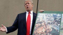 Donald Trump declarará emergencia nacional para poder construir el muro en la frontera con México