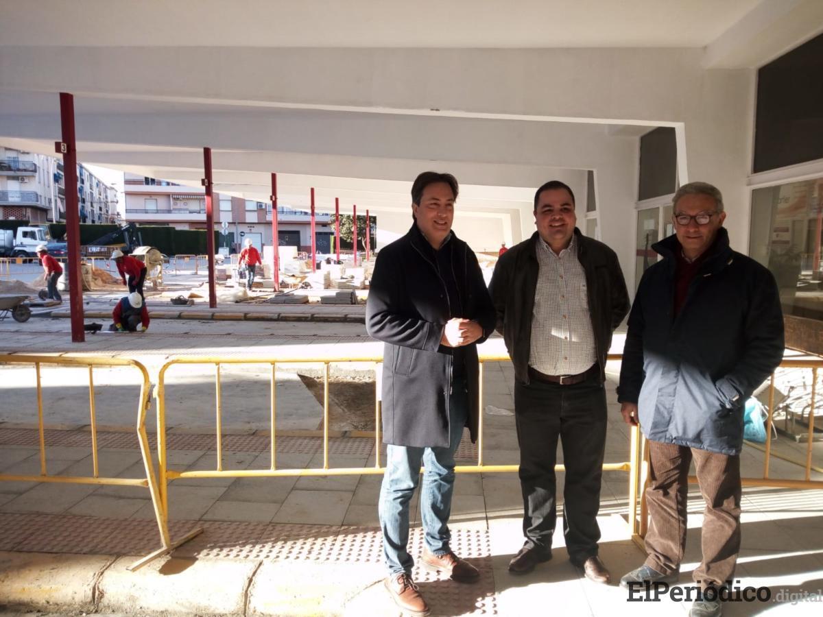 El Consorcio de Transporte Metropolitano destina más de 44.500 euros en la renovación de la estación de autobuses de Martos