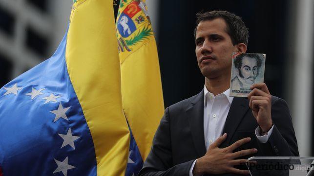Sánchez reconoce a Juan Guaidó como presidente de Venezuela