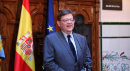 "Ximo Puig insta a no dar ""ni un paso atrás"" frente al ""terrorismo machista"""