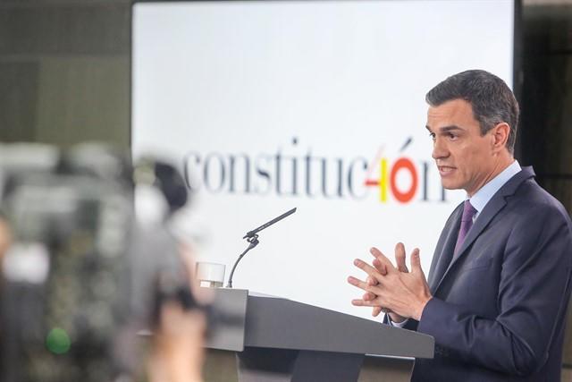 Gobierno aclara que el coste del viaje de Sánchez a Castellón es secreto, menos 283 euros de protocolo