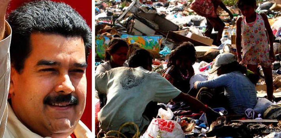 La escasez, la hiperinflación y la hambruna siguen golpeando a Venezuela