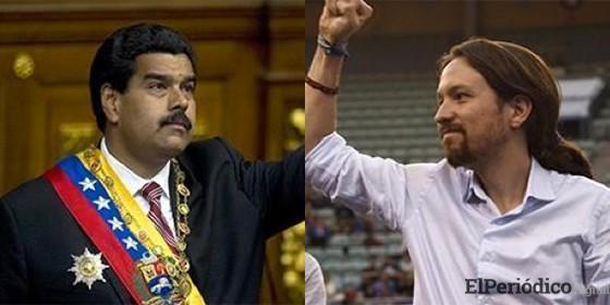 Iglesias y Garzón defienden el régimen de Nicolás Maduro en Venezuela