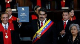 Es aprobada ley de amnistía para militares que se subleven contra Maduro
