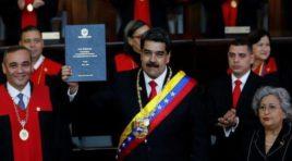 Nicolás Maduro reta a Juan Guaidó
