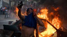 Fueron detenidos los militares sublevados contra Maduro en Venezuela