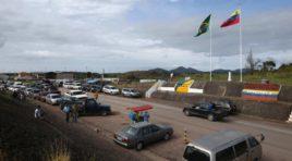 Dos civiles muertos y varios heridos, fue el resultado del cierre de la frontera con Brasil