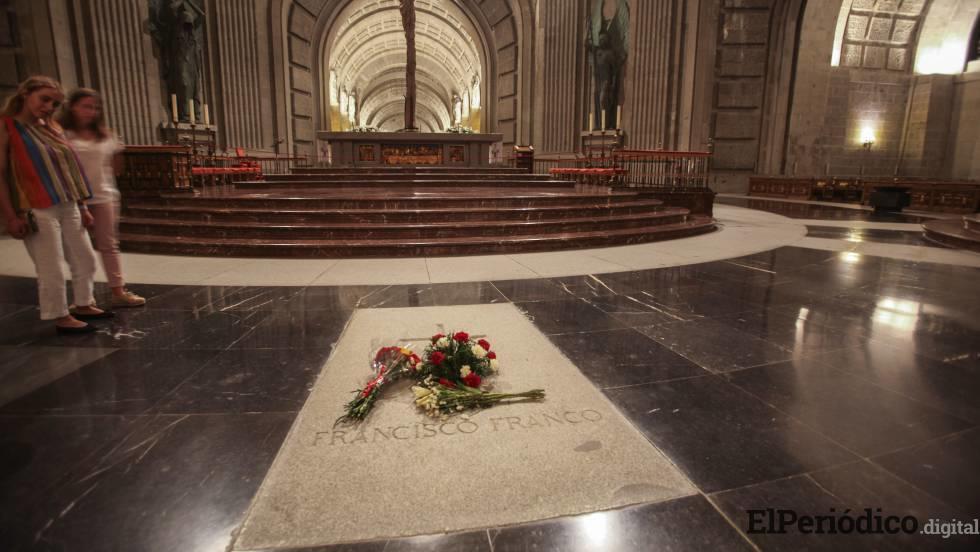 La Justicia decidió suspender la exhumación de Franco, debido a las deficiencias en el proyecto del Gobierno