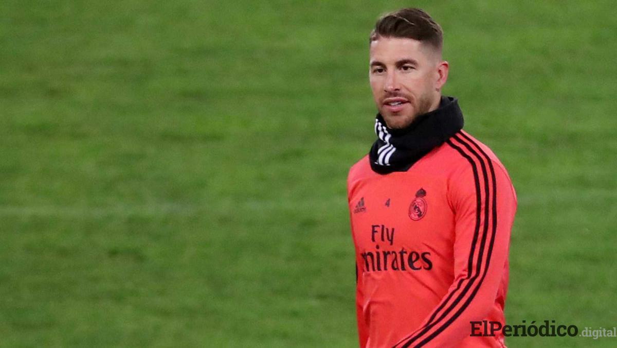 El comité de disciplina de la UEFA decidió abrir un expediente a Sergio Ramos