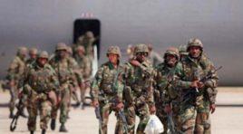 El Ejército de Colombia y los jefes del Comando Sur de EE.UU. se reúnen para abordar el tema de la ayuda a Venezuela