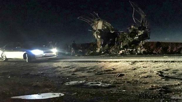 Tras el atentado suicida contra su Guardia Revolucionaria, Irán clama venganza