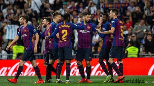 El Barcelona, alcanzo su sexta final de la copa del Rey
