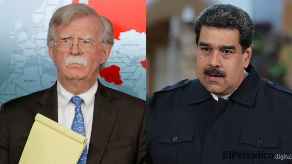 """Maduro podría ser encerrado en """"Guantánamo"""" si no acepta una transición. Esta fue la amenaza de EE.UU."""