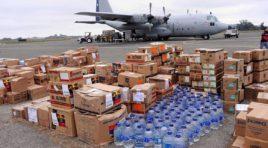 Un país de calamidades donde la gente clama por la ayuda humanitaria