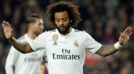 El Real Madrid le dio un ultimátum a Marcelo