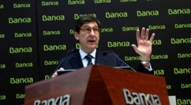 """""""Yo solo tuve que hacer dos cositas"""", es la opinión de Fernández Ordóñez, sobre su papel en Bankia"""