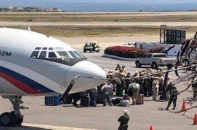 dos-aviones-de-la-fuerza-aerea-rusa-aterrizaron-en-maiquetia-con-99-militares-a-bordo-678×381