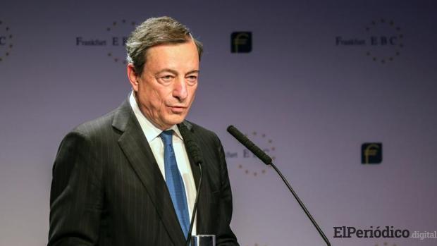 Debido al frenazo económico el BCE se ve obligado a retrasar aún más la subida de tipos e inyectar más liquidez