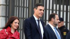 El presidente Pedro Sánchez solo podría seguir en el Gobierno si llega a un pacto con Podemos y los separatistas