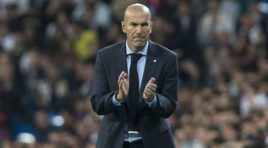 """Carlo Ancelotti afirmo que """"Zidane y el Real Madrid están hechos el uno para el otro"""""""