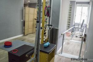 Instalaciones de fisioterapia en jaén