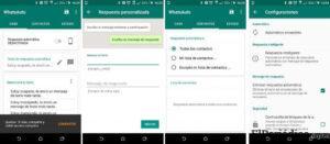 WhatsAuto: App que contesta automáticamente tus mensajes en WhatsApp, Instagram, Telegram y Viber 3