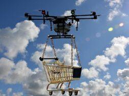 Delivery con drones
