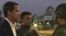 El Gobierno de España no permitira el activismo político del lider opositor Leopoldo López, dentro de su embajada