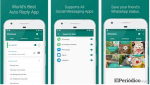 WhatsAuto: App que contesta automáticamente tus mensajes en WhatsApp, Instagram, Telegram y Viber 1