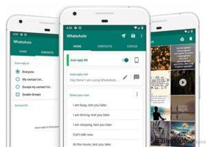WhatsAuto: App que contesta automáticamente tus mensajes en WhatsApp, Instagram, Telegram y Viber 2