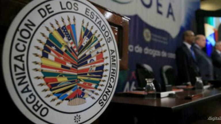 El representante de Guaidó es reconocido por la OEA por un solo voto