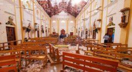 Un grupo yihadista sería el responsable de la cadena de atentados ocurridos en Sri Lanka