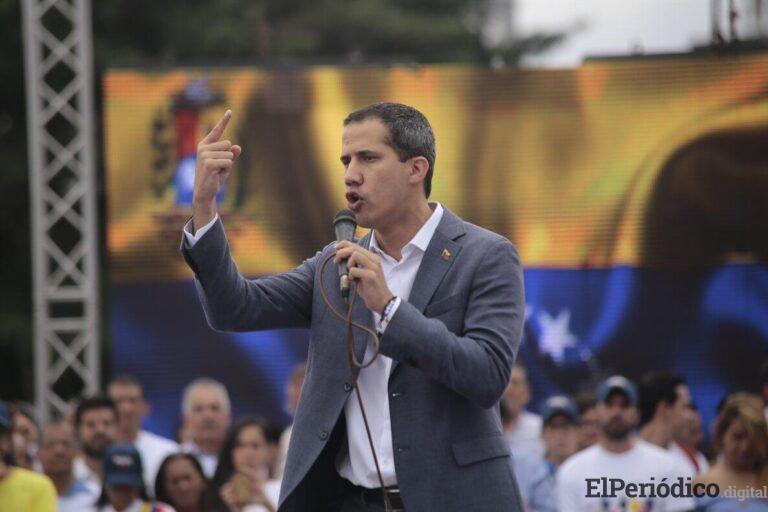 La Operación Libertad, de Guaidó en Venezuela