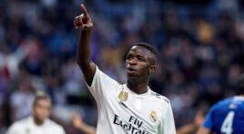 El Real Madrid, se encarga de proteger a Vinicius