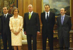 Murió Alfredo Pérez Rubacalba, político que dirigió el fin de la ETA 2