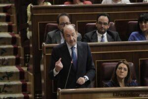 Murió Alfredo Pérez Rubacalba, político que dirigió el fin de la ETA 3