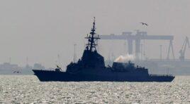 El Gobierno de España ha desairado a EE.UU.  Al mandar la fragata Méndez Núñez a Bombay