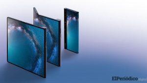Huawei retrasa el lanzamiento del Mate X plegable 2